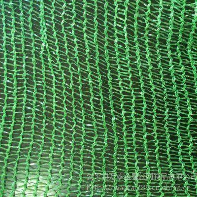 塑料盖土网 防尘网希密程度 四川生产绿网