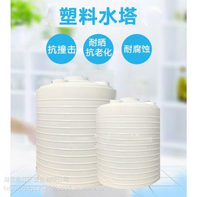 湖北潜江pe塑料储罐立式水塔生产厂家