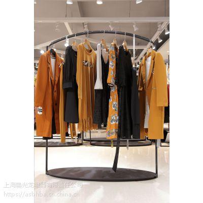 宝贝玛丽石井服装尾货批发在哪折扣女装 阿里巴巴尾货品牌金色蕾丝衫