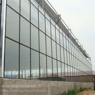 黑龙江连栋无土立体种植温室大棚承建 水培大棚种植温室