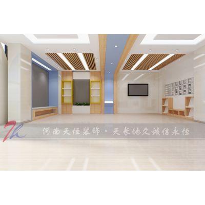 郑州高中装修设计,专业高中装修设计,河南天恒装饰