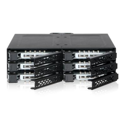 用于高性能计算机的艾西达克ICY DOCK NVMe可拆卸硬盘盒