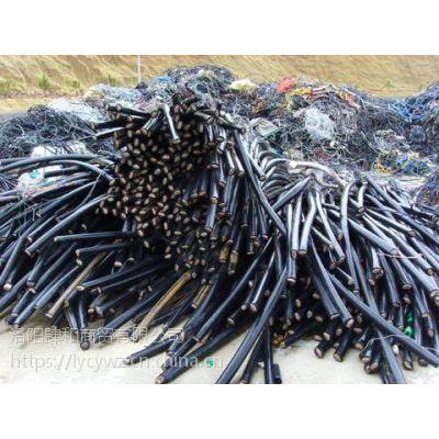 偃师旧电缆线回收 伊川废电缆回收价格