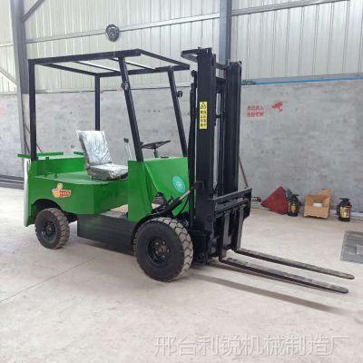 0.5-2吨全电动堆高车四轮座驾式电动叉车  装卸车电瓶叉车