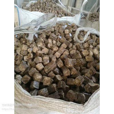 河北花生壳压块燃料 花生壳压块多少钱一吨