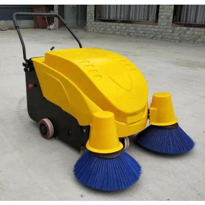 手推扫地机集扫地 CL-MJN-1008D手推式双刷扫地机