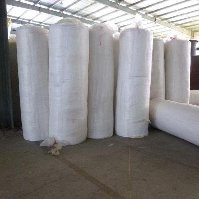 设备保温隔热耐高温玻璃棉卷毡厂家每平米价格