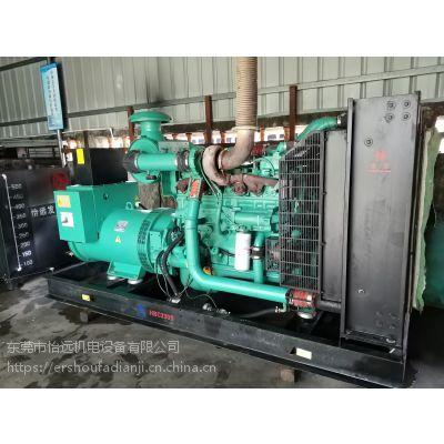 300kw二手康明斯柴油发电机出售NTA855-G7康明斯发电机