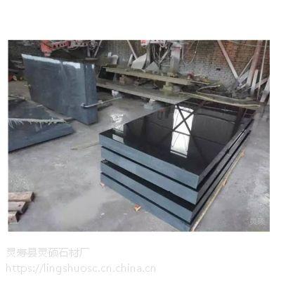 河北中国黑石材 公墓墓碑 山西黑生产厂家 黑色花岗岩