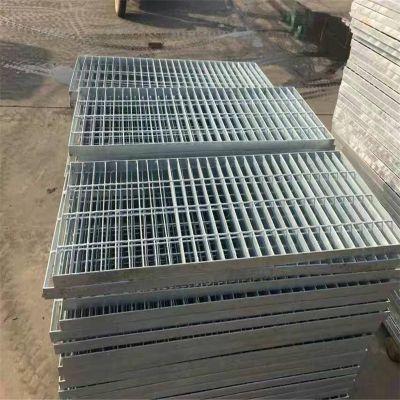 热镀锌钢格板厂家 污水处理厂钢格板 水沟盖板