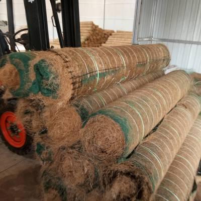 植草毯边坡绿化 椰丝毯 赣州植草毯 植物纤维毯