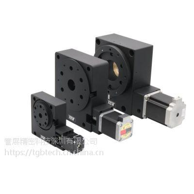 TGB精密电动滑台电动角位移台电动平移台
