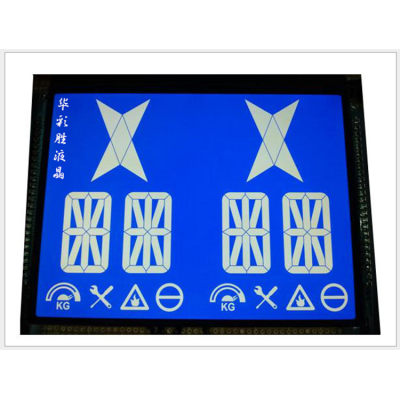 液晶屏厂家定制电梯液晶屏LCD液晶屏黑白段码屏