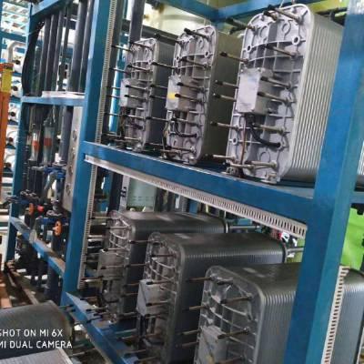 呼和浩特 1T EDI高纯水设备 托克托食品饮料加工用水 和林格尔 医药用水纯水处理设备