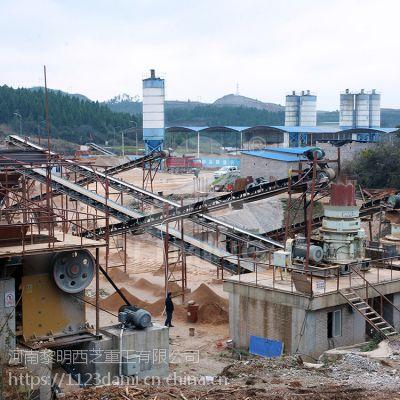 矿山破碎机设备生产需要注意哪些方面