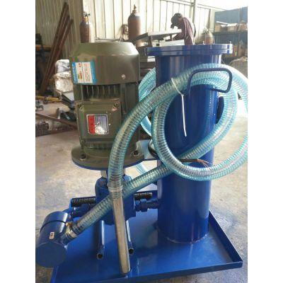 LUC-100x40精细滤油车永科净化滤油机