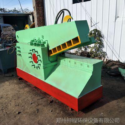 废旧钢材金属剪切机 鳄鱼式钢筋废料液压剪切机 龙门式废铁鳄鱼剪