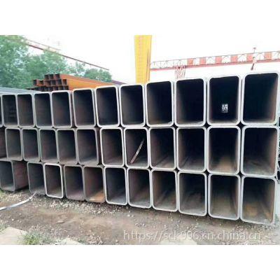 方管厂家销售 热镀锌方管 幕墙工程用镀锌方管 方通 定尺加工送货