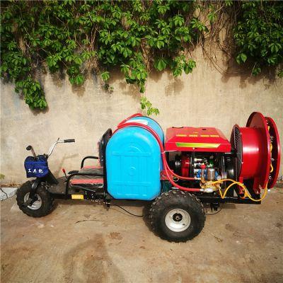 飞创风送式果园树林喷雾打药机 远射程手推式喷雾机 自走式喷药设备