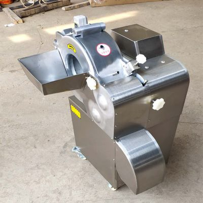 加工腐竹切段机 宇晨粗细均匀的土豆切丝机 竹笋切段切丝机