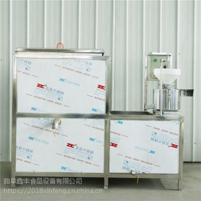 长治豆腐机生产线大型全自动豆腐机可先试机再购买