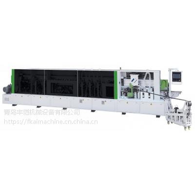供应Fengkai机械FK586高端重型24kw全自动高速木工封边机