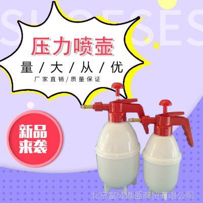厂家直销喷壶 压力喷水壶 植物园艺 气压式喷雾器 浇花喷壶