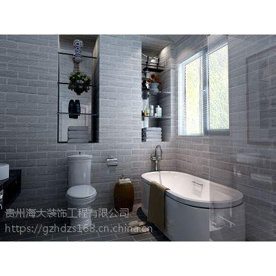 贵阳装修公司|新房装修中小卫生间装修设计注意事项