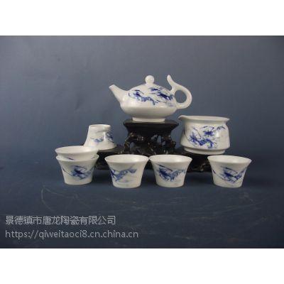 厂家私人定制优质陶瓷茶具
