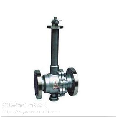 不锈钢法兰式低温球阀(DQ41F-16、25)