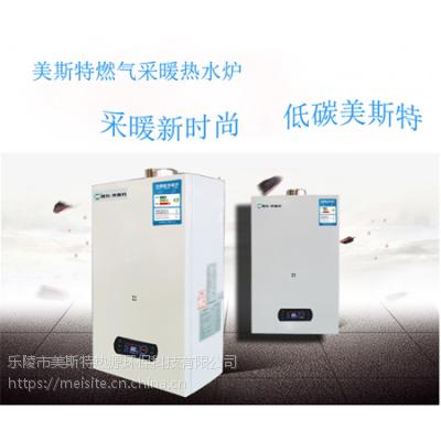 美斯特燃气采暖热水炉L1PB40壁挂炉400平供暖厂家直销