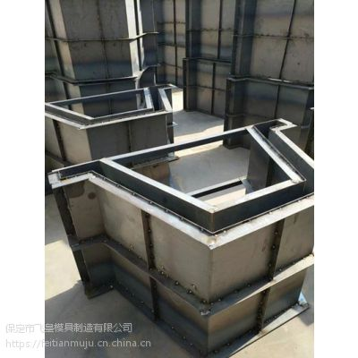 U型槽钢模具 用途广泛 光滑度高 使用方便