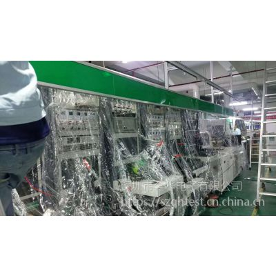 台湾致茂Chroma8000 MES管理系统