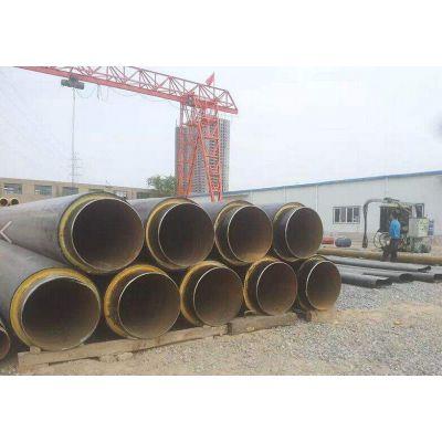 鼎固集中供热玻璃钢缠绕聚乙烯直埋保温管优点