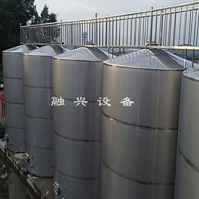 304食品级不锈钢储罐 酱醋罐定做 纯净水运输罐 不锈钢储酒罐厂家直销