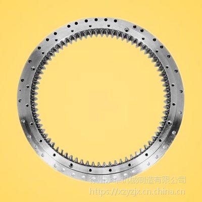 挖掘机专用回转支承 工程机械转盘轴承