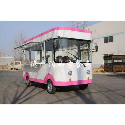 串串美食车-邓州市美食车-润如吉餐车