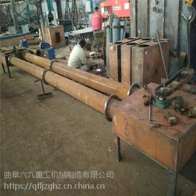 管链输送机新品 陶土管链式输送机石狮