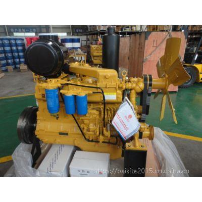 潍柴WD10G175E25大泵发动机 131KW推土机用1850转柴油机