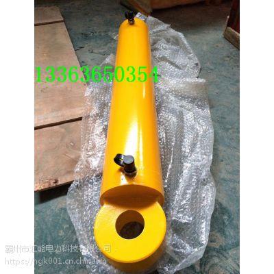 专业生产自锁液压千斤顶手动电动分离式液压千斤顶圆柱型 汇能
