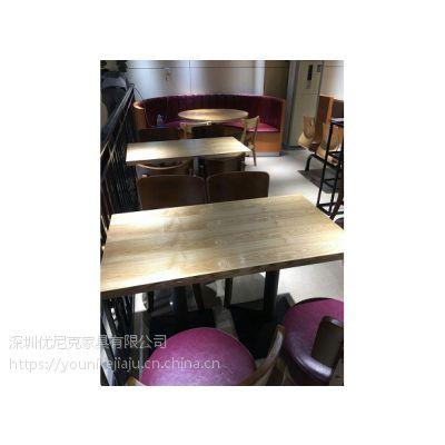 龙岗区快餐桌椅量身定制,质量有保证!