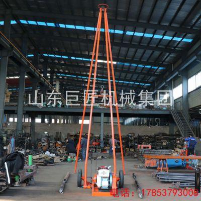 热销SH30-2A型沙土取样钻机 30型钻机钻进效率高