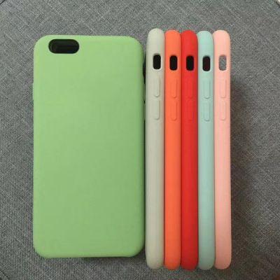 液态硅胶壳适用苹果X硅胶壳iPhone手机壳全包i液态硅胶套
