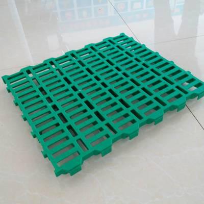 育肥羊扣板漏粪地板小羊圆孔垫网塑料60-60羊用网床