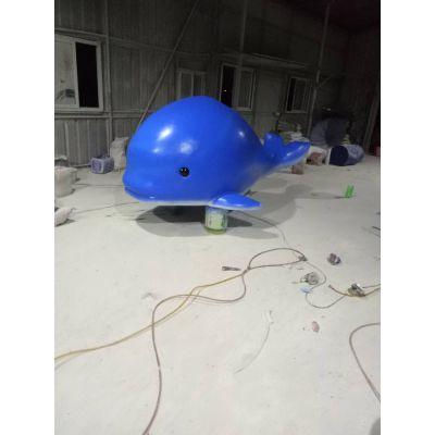 广州玻璃钢海洋动物雕塑制品 公园游乐园景观雕塑制品