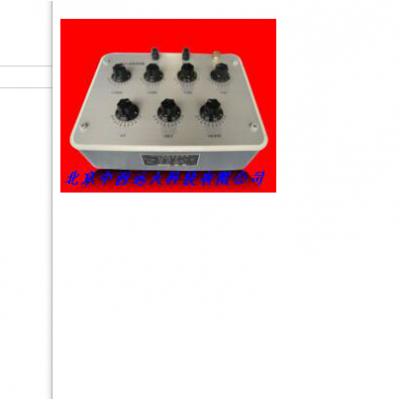 中西 直流标准电阻箱 型号:TB02-ZX54库号:M389707