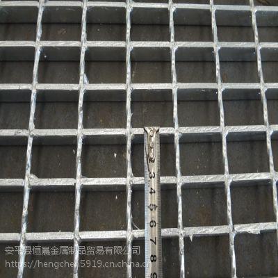 人行横道钢格栅 广东热镀锌人行横道钢格板 沟盖板厂家加工