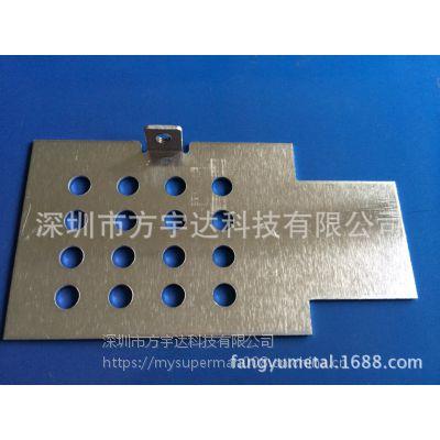 深圳厂家直销电源适配器散热片,量大有优~传导及热辐射效果好~
