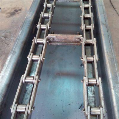 兴运机械 连云港爬坡上料机 移动式自清式刮板输送机