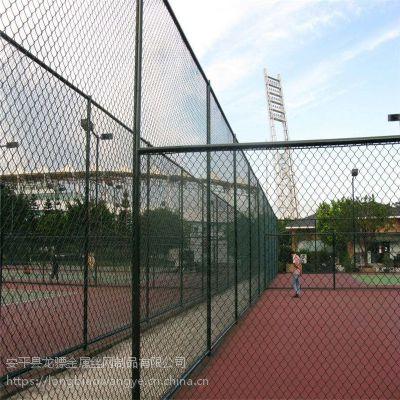 球场防护网 运动场铁丝护网 铁丝网厂家